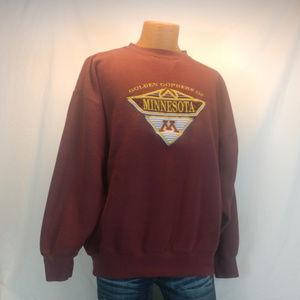 Golden Gophers of Minnesota Maroon Sweatshirt